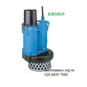 Máy bơm chìm nước thải Tsurumi KRS819