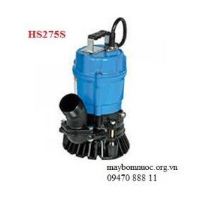 Máy bơm hút nước Tsurumi HS275 S