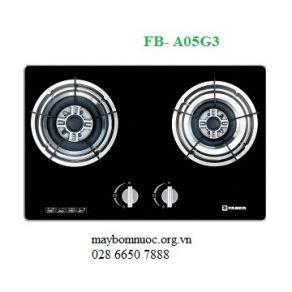Bếp gas âm  3 bếp cao cấp Faber FB-A05G3