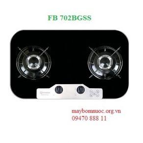 Bếp gas cao cấp Faber 2 bếp âm FB702BGSS