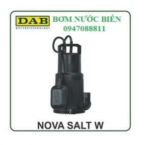 Bơm chìm DAB nước muối Nova Salt W M-A