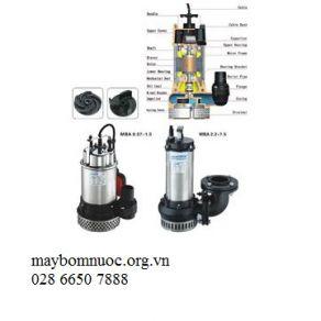 Máy bơm chìm hút nước thải Mastra MDL-550