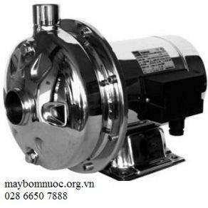 Máy bơm nước ly tâm một tầng cánh, đầu Inox CD 120/20