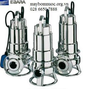 Máy bơm chìm hút bùn Inox Ebara nhập khẩu DW VOX 100A
