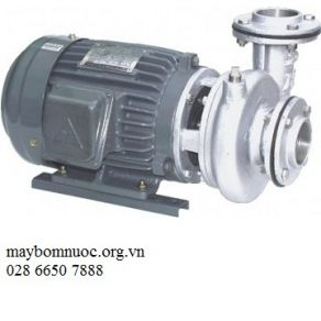 Máy Bơm Ly Tâm Dạng Xoáy Đầu Inox TECO 3 HP HVS350-12.2 20