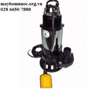 Máy Bơm Chìm Hút Bùn 1 HP HSF250-1.75 265(P) có phao