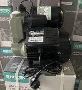 Bơm nước nóng tăng áp tự động RHEKEN JLm60-130A Japan