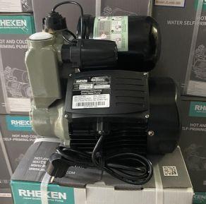 Máy bơm nước nóng tăng áp tự động RHEKEN JLm60-300A (Japan)