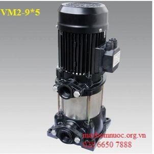 Máy bơm trục đứng Ewara VM 2-9*5