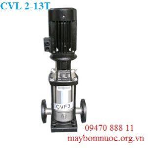 Máy bơm nước nóng trục đứng Ewara CVL 2-13T