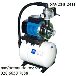 Máy bơm tăng áp tự động APP SW-220-24H