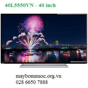 Tivi led Toshiba 40L5550VN 40 inches