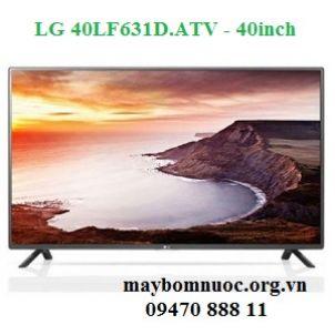 Smart Tivi LCD Led LG 40LF631