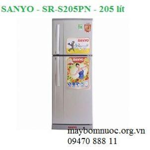 Tủ lạnh 2 cửa Sanyo SR-S205PN