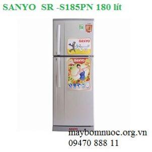 Tủ lạnh 2 cửa Sanyo SR-S185PN 180 lít