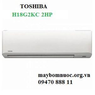 Máy lạnh 1 chiều Toshiba H18G2KCV-V/H18G2ACV-V 2HP