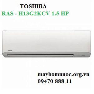 Máy lạnh 1 chiều Toshiba RAS-H13G2KCV 1,5 HP
