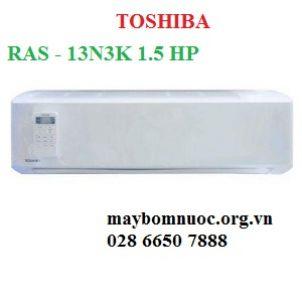 Máy lạnh 1 chiều Toshiba RAS-13N3K-V 1,5 HP