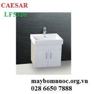 Lavabo liền bàn CAESAR LF5316