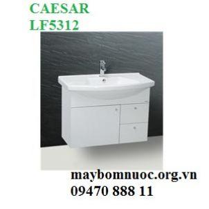 Lavabo liền bàn CAESAR LF5312