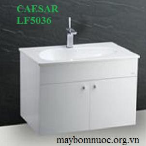 Lavabo liền bàn CAESAR LF5036