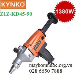 Máy khoan rút lõi bê tông KynKo Z1Z-KD45-90