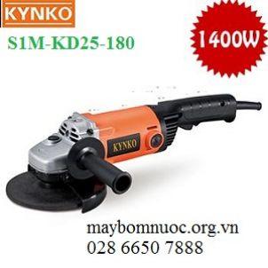 Máy mài góc Kynko S1M KD25-180