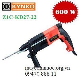 Máy khoan búa KYNKO Z1C-KD27-22