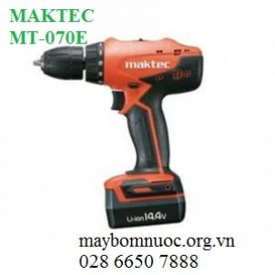 Máy khoan vặn vít MAKTEC MT070E