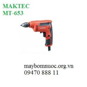 Máy khoan tốc độ cao MAKTEC MT653