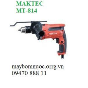 Máy khoan búa MAKTEC MT814