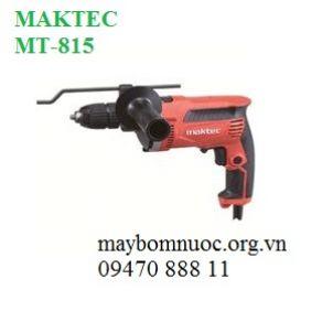 Máy khoan búa MAKTEC MT815