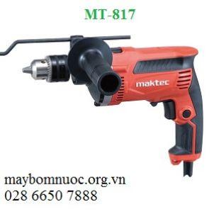 Máy khoan búa MAKTEC MT817