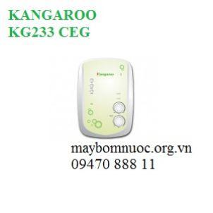 Máy nước nóng trực tiếp Kangaroo KG233- CEG