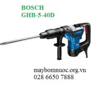 Máy khoan bê tông BOSCH GBH 5-40D