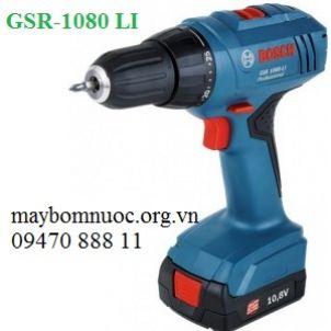 Máy khoan vặn vít BOSCH GSR 1080 LI