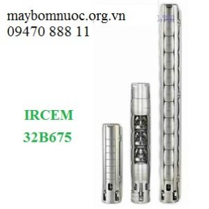 Máy bơm hỏa tiễn IRCEM 32B675