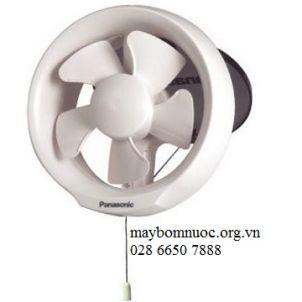 Quạt điện  hút ốp vách kính Pannasonic FV-20WU4