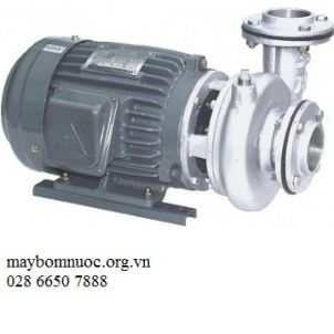 Máy Bơm Ly Tâm Dạng Xoáy Đầu Inox TECO 3 HP HVS380-12.2 20