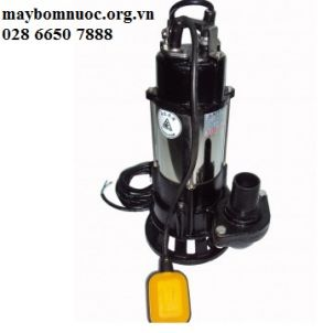 Máy Bơm Chìm Hút Bùn 1/2 HP HSF250-1.37 265(P) có phao