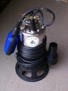 Máy Bơm Chìm Hút Bùn 1/3 HP HSF240-1.25 265(P) có phao