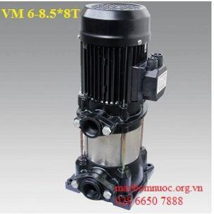 Máy bơm trục đứng Ewara VM 6-8.5*8T