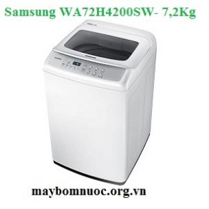 Máy giặt cửa trên Samsung WA72H4200SW 7,2 kg