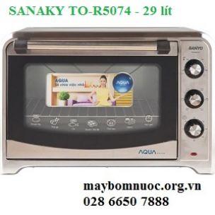 Lò nướng Sanyo TO-R5074 29 lit