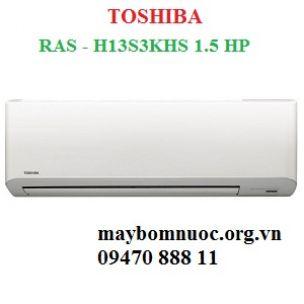 Máy lạnh 2 chiều Toshiba RAS-H13S3KHS-V 1,5HP