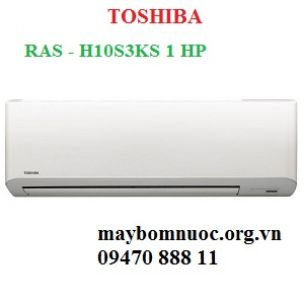 Máy lạnh Toshiba RAS-H10S3KS-V 1HP