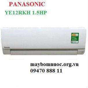 Máy lạnh 2 chiều Panasonic CU/CS-YE12RKH-8 1,5HP