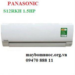 Máy lạnh 1 chiều Panasonic CU/CS-S12RKH-8 1,5 HP