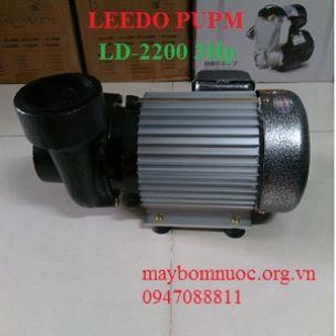 Máy bơm lưu lượng LEDO LD 2200 3HP