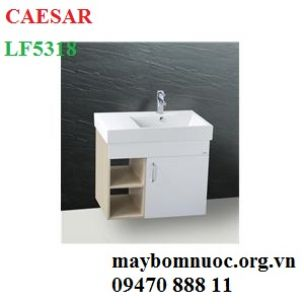 Lavabo liền bàn CAESAR LF5318